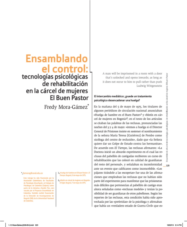 Mora-Gámez, F. (2013a)